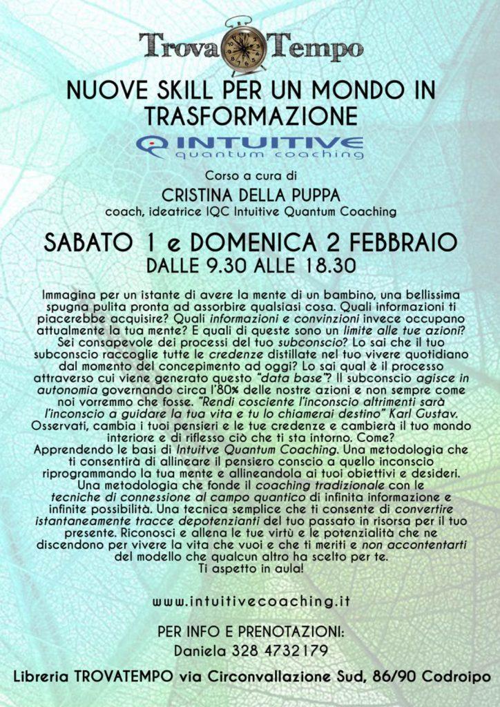 %name Corso: Nuove skill per un mondo in trasformazione